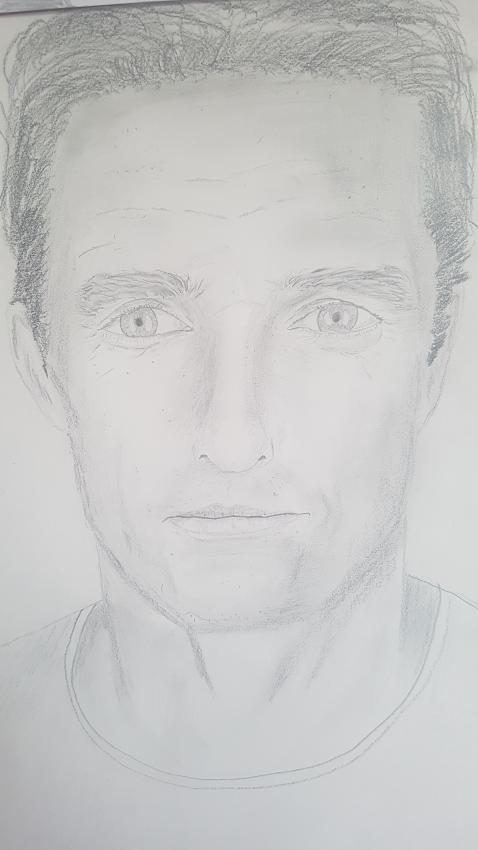 Matthew McConaughey by Varoh